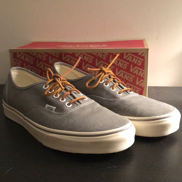 32db5008d7 Vans® for J.Crew washed canvas authentic sneakers.  M 5a399ff03afbbd394a01f403